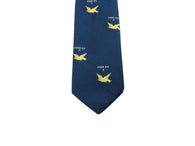 Free As A Bird Silk Tie - Fine And Dandy