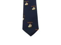 Blue Women's Lib Silk Tie - Fine And Dandy