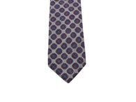 Grey Florette Wool Tie - Fine And Dandy