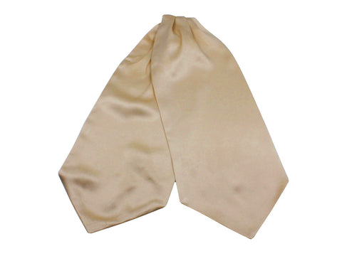 Champagne Silk Ascot - Fine And Dandy