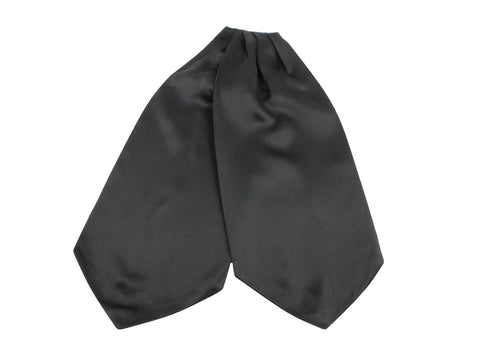 Black Silk Ascot - Fine And Dandy