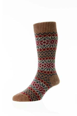 Fellcroft Scott Nichol Socks - Fine And Dandy