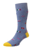 Vexi Scott Nichol Socks - Fine And Dandy