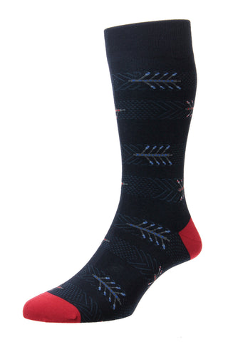 Burnell Scott Nichol Socks - Fine And Dandy