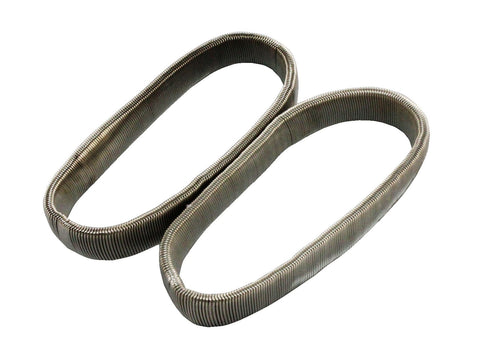 Silver Metal Arm Bands - Fine and Dandy