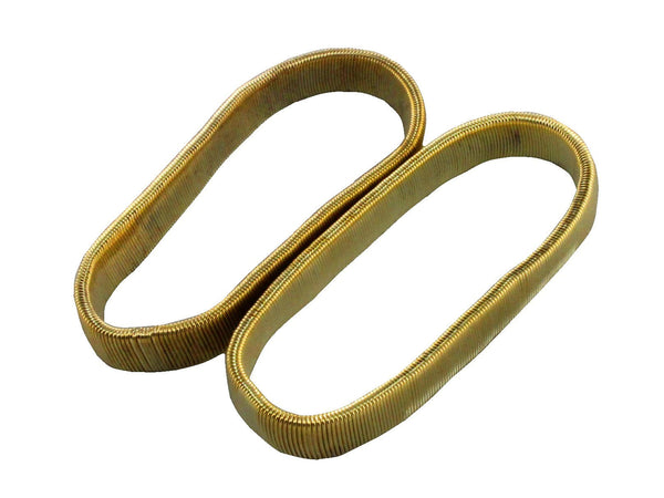 Gold Metal Arm Bands - Fine and Dandy