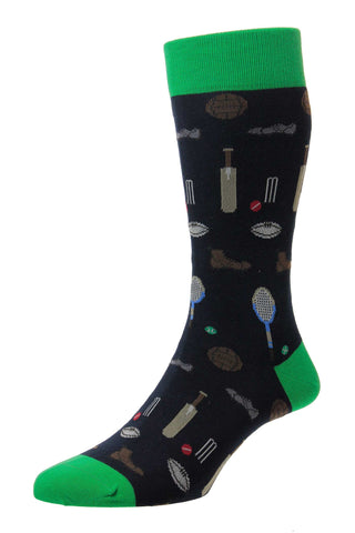 Kilpin Scott Nichol Socks - Fine And Dandy