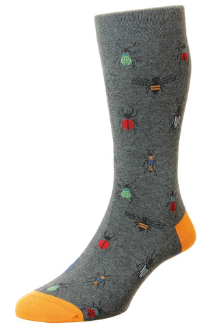Hexa Scott Nichol Socks - Fine And Dandy