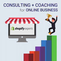 Consulting + Coaching + Shopify Experts // Grow Your Online Business