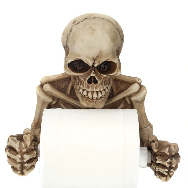 Skull Statue Roll Paper by ORCALLO