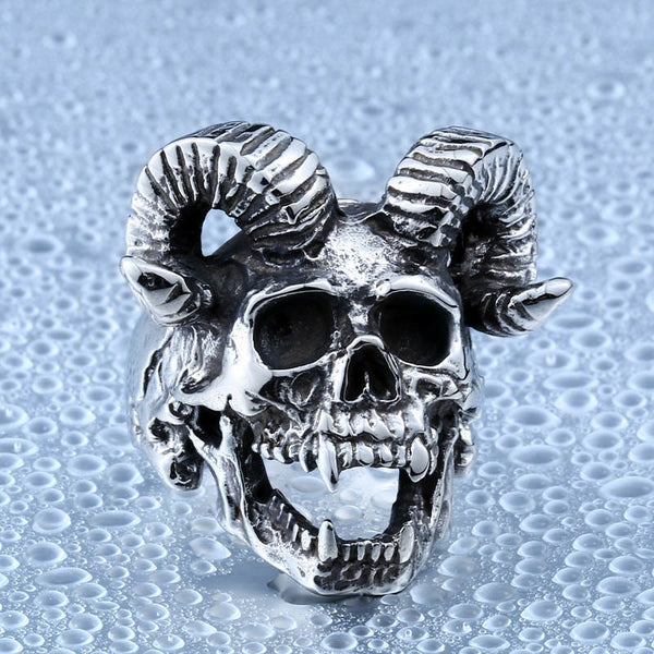 LIMITED BAPHOMET SKULL ORCALLO VERSION [FREE SHIPPING]