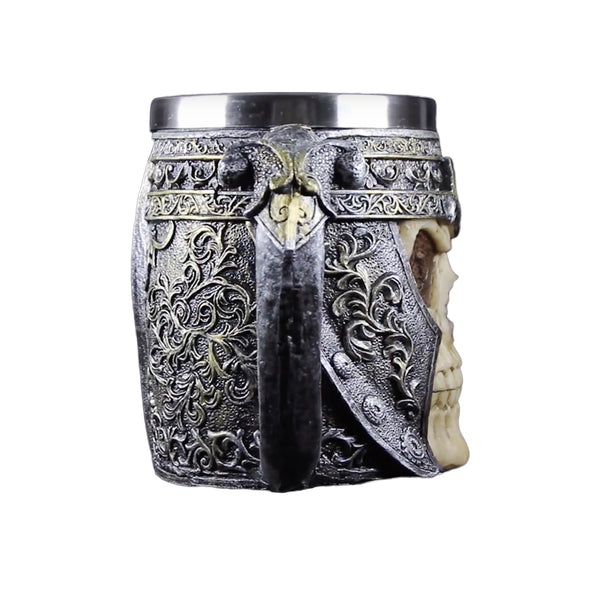 """Skull Warrior Mug"" Original Orcallo™ [ FREE SHIPPING ]"