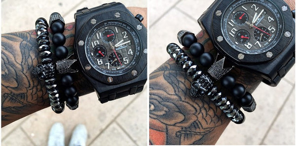 EXCLUSIVE Stainless Steel Skull Bracelet LIMITED EDITION [200 PIECES ONLY]