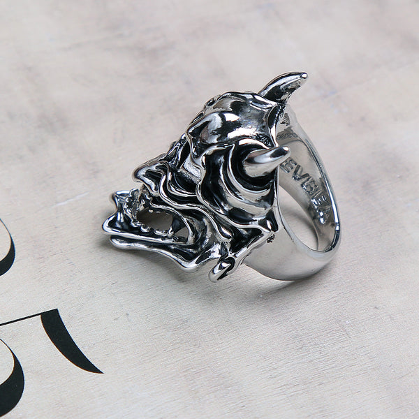 HANYA CYCLOPS Ring Silver Stainless Steel Limited Edition [100 pieces]