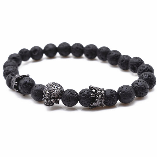 LIMITED EXCLUSIVE SKULL KING BRACELET [FREE SHIPPING]