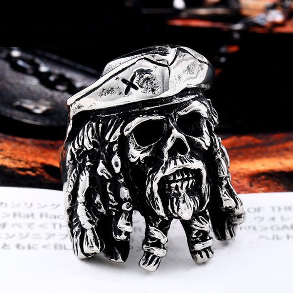 LIMITED Pirate King Skull [ Free Shipping ]