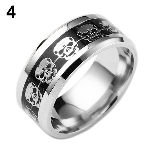 ORCALLO SKULL OFFICIAL RING