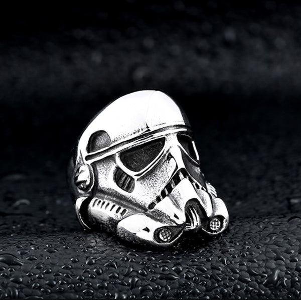 EXCLUSIVE LIMITED STORMTROOPER RING [FREE SHIPPING]