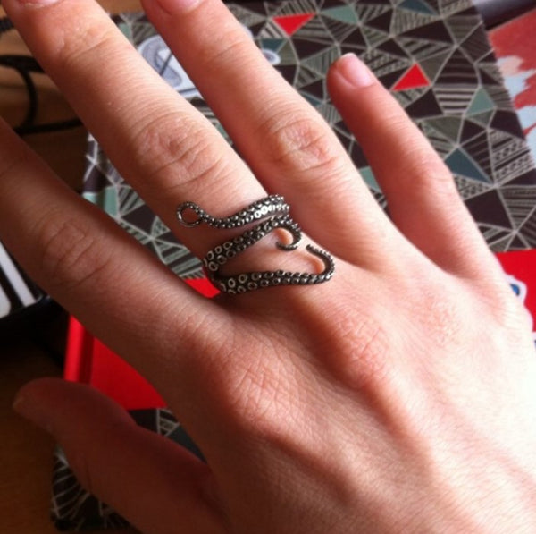 LIMITED OCTOPUS ORCALLO RING [FREE SHIPPING]