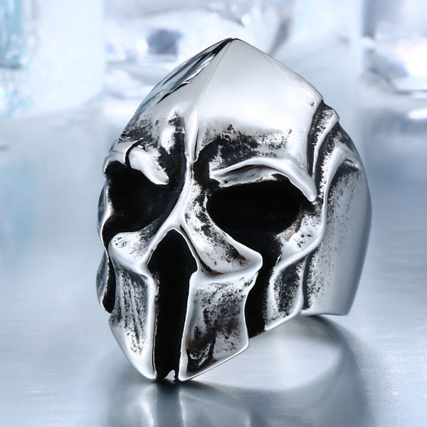 High Quality Big Biker Skull Ring [FREE SHIPPING]
