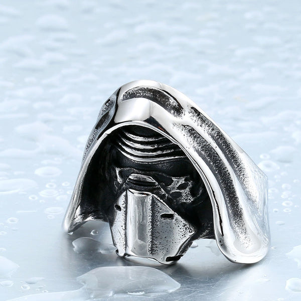 2018 New Star Wars Vade Mask Ring