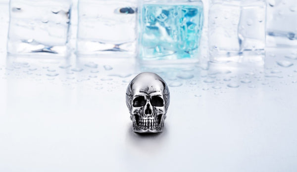 LIMITED ORCALLO BADASS TRI-SKULL NECKLACE [FREE SHIPPING]