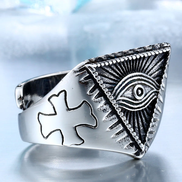 2018 Internet Exclusive Evil Eye Ring