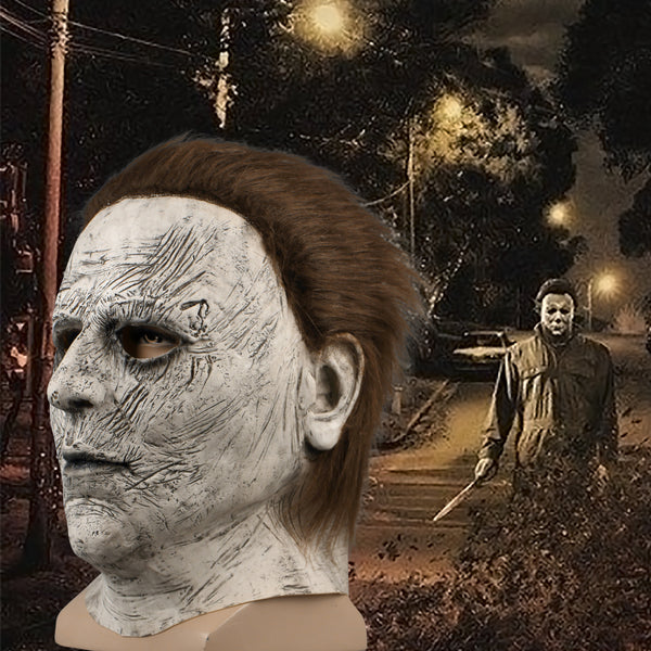 Emotionless Michael Myers Mask