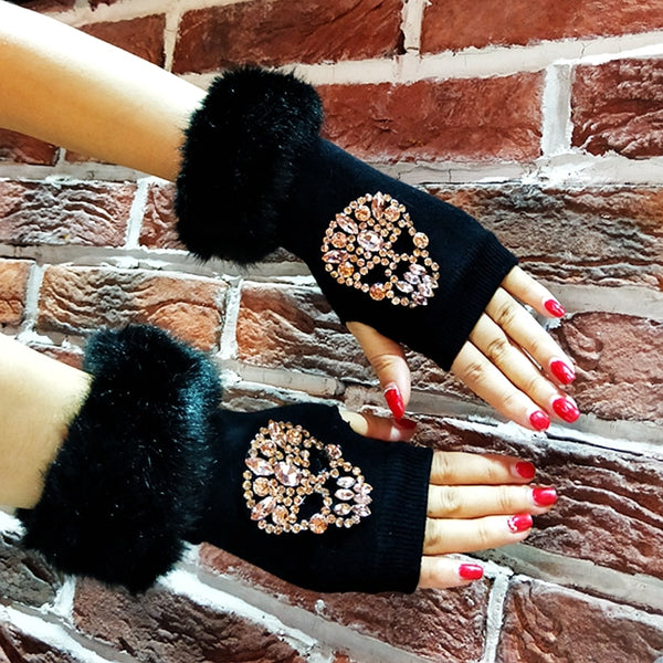 Sinister Winter of Death Gloves