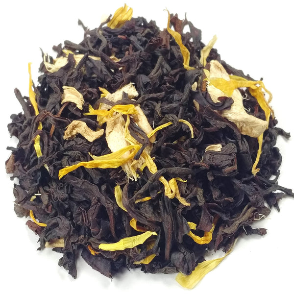 Black Tea Ginger