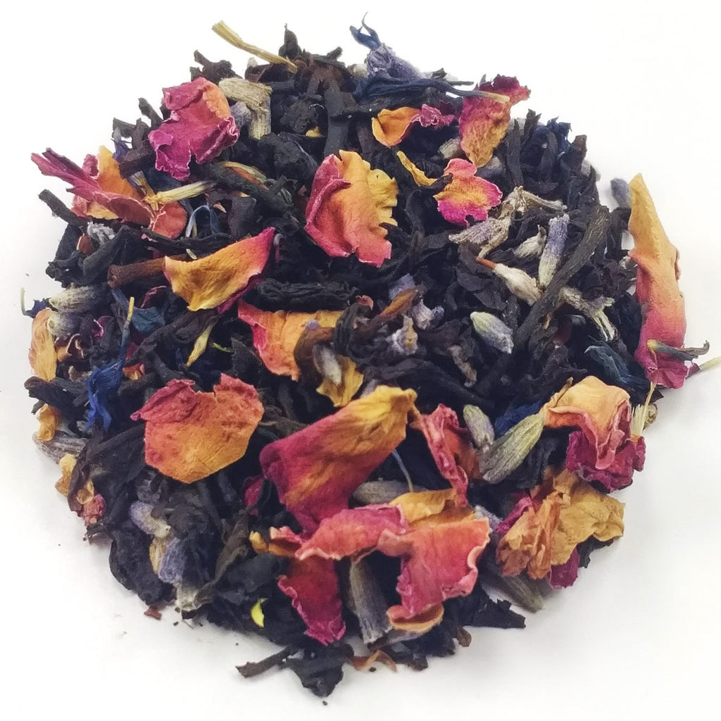 Black Tea Earl Grey Lavender Rose OP