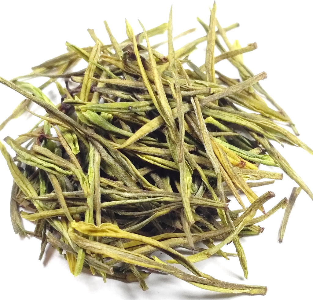 White Tea Jun Shan Silver Needle (Yellow) Tea