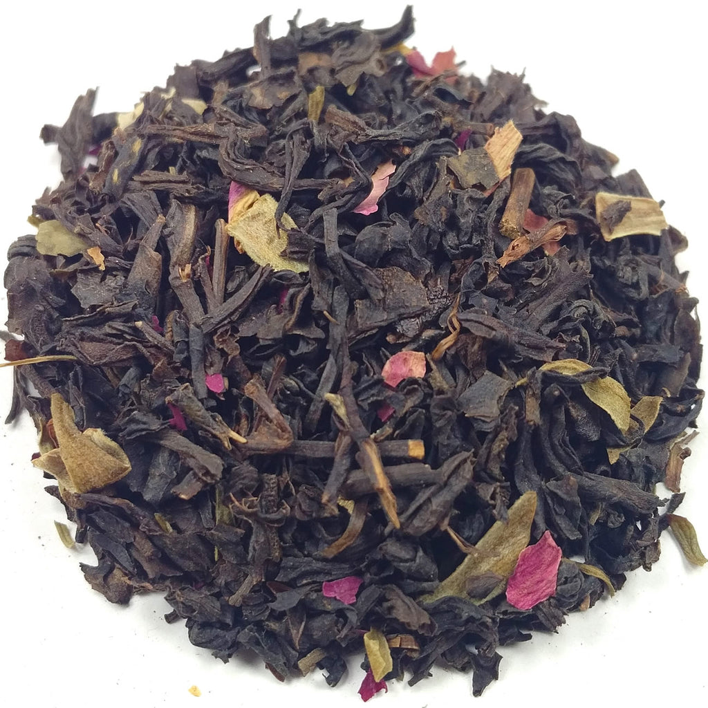 Black Tea Rose Congou