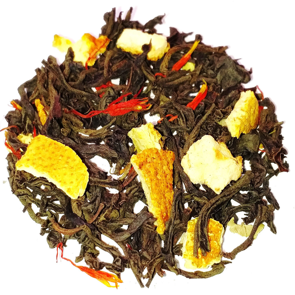 Black Tea Blood Orange
