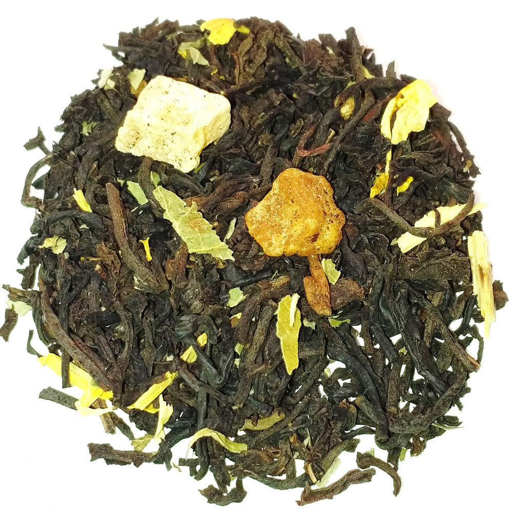Black Tea Apricot Peach Decaffeinated FP