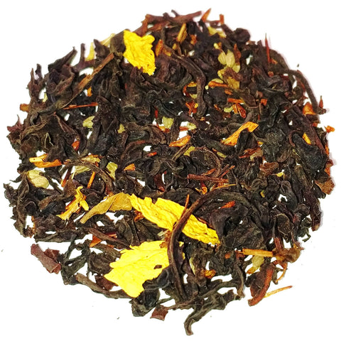 Black Tea Dutch Licorice