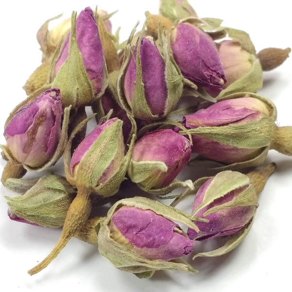 Herbal Pink Rose Buds