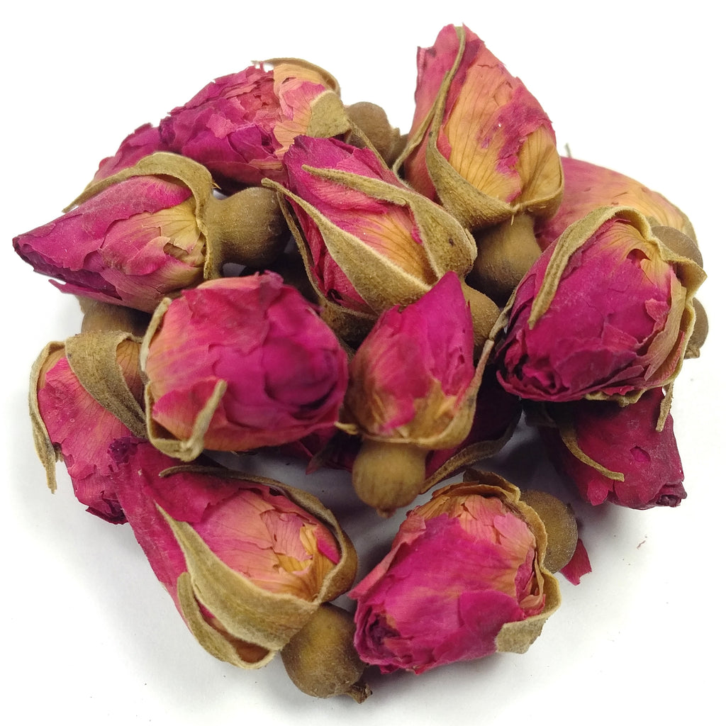 Herbal Red Rose Buds