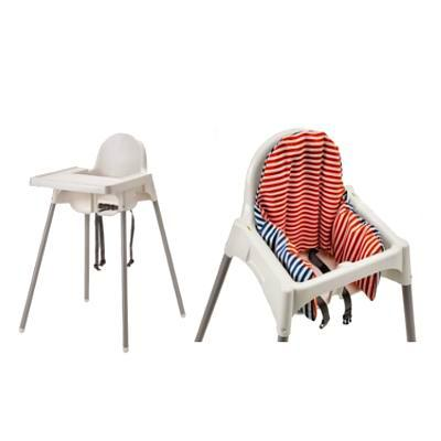 hight chair baby and cover set