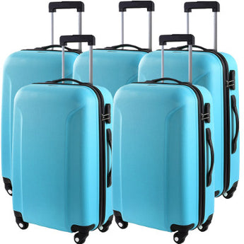Storage five luggage - suitcases