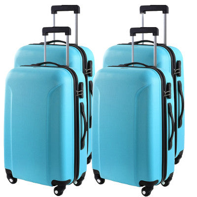 Storage four luggage - suitcases