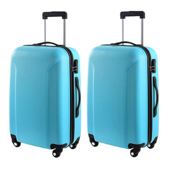 Storage two luggage - suitcases