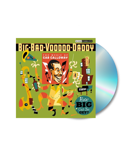 Cab Calloway Tribute CD