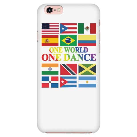 One World, One Dance iPhone 6/6s Phone Case