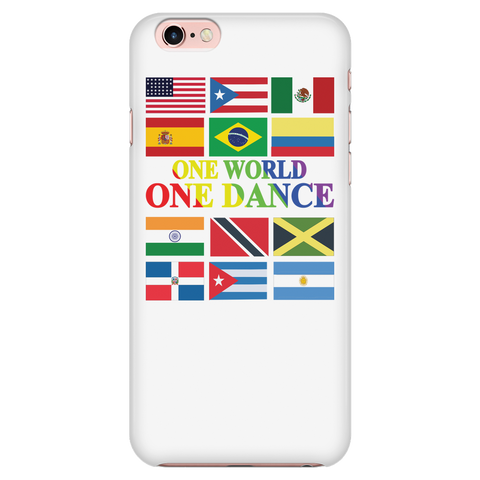 One World, One Dance iPhone 7/7s Phone Case