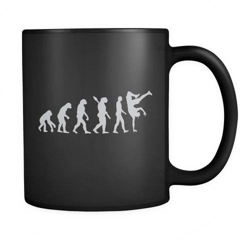 Dance Evolution Mug
