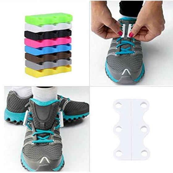 Magnetic Shoe Buckle Sneakers