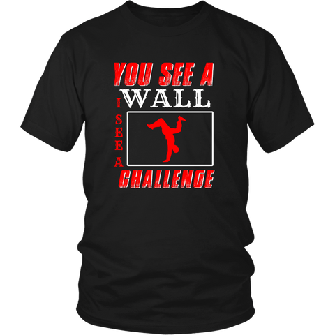 See Challenges T-Shirt