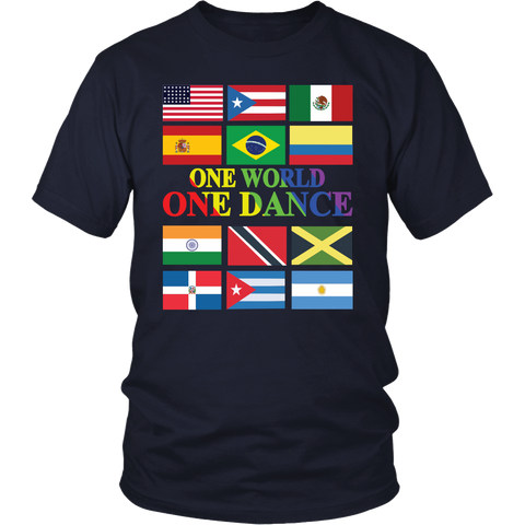 One World, One Dance T-Shirt