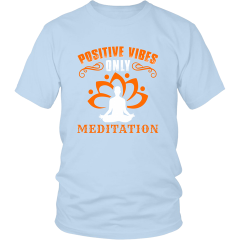 Positive Vibes Only T-Shirt